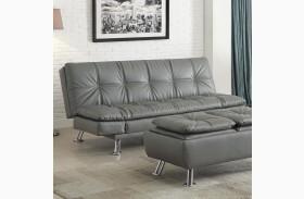 Dilleston Futon Style Sofa Bed