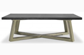 Saratoga Rectangular Coffee Table