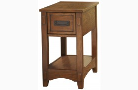 Chairside End Program Chair Side Drawer End Table