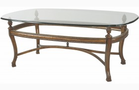 Suffolk Bay Antiquity Rectangular Cocktail Table