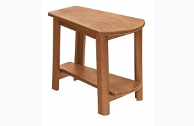 Generations Cedar Tapered Accent Table