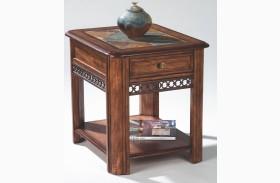 Madison Rectangular Drawer End Table