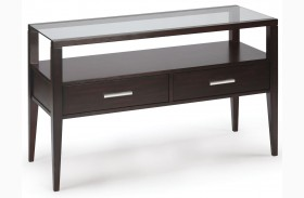 Baker Rectangular Sofa Table