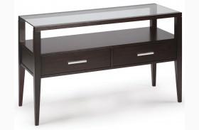 Baker Rectangular Sofa Table