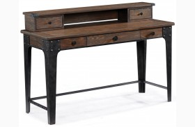 Lakehurst Sofa Table Desk