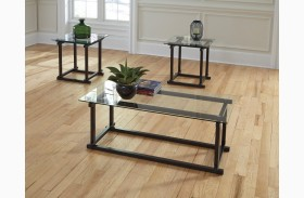 Vonarri 3-in-1 Occasional Table Set