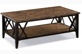 Fleming Rectangular Cocktail Table