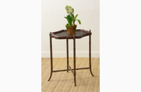 Ravenwood Cherry Rectangular End Table