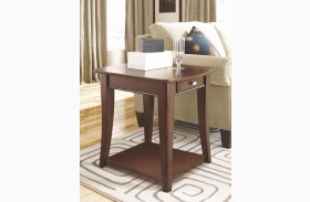 Enclave Sabal Rectangular End Table
