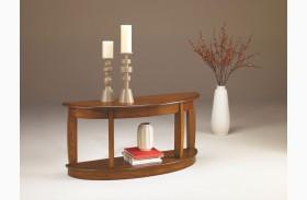Ascend Medium Oak Sofa Table