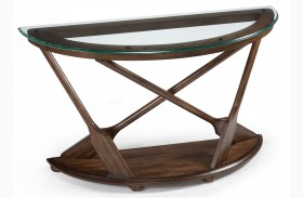 Beaufort Demilune Sofa Table