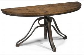 Cranfill Demilune Sofa Table