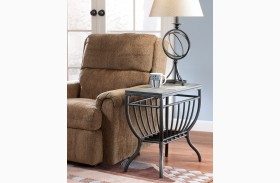 Antigo Chairside End Table