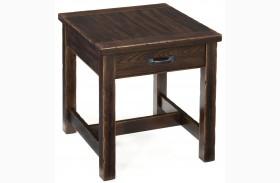 Kinderton Rectangular End Table