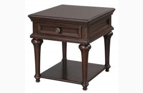 Grant Rectangular End Table