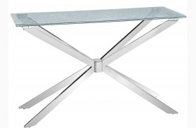 Quazar Rectangular Sofa Table