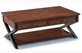 Lucerne Rectangular Cocktail Table