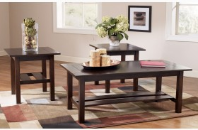 Lewis 3 in 1 Pack Occasional Table Set