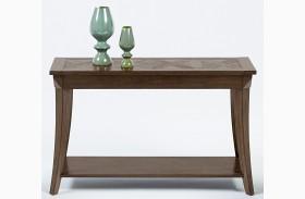 Appeal l Dark Poplar Sofa/Console Table
