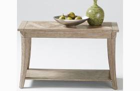 Appeal ll Dark Poplar Sofa/Console Table