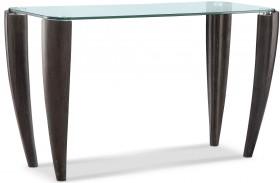 Ebony Midnight Rectangular Sofa Table