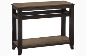 Mandoro Two-tone Brown Sofa Table