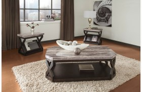 Radilyn 3-in-1 Occasional Table Set
