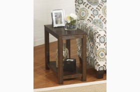 Grinlyn Chair Side End Table