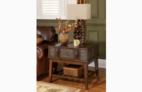 McKenna  End Table