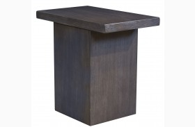 Lamoille Chair Side End Table