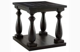 Mallacar Rectangular End Table