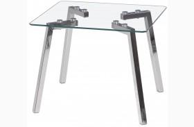 Glacier End Table