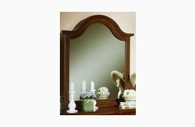 The Cottage Collection Cherry Vertical Mirror