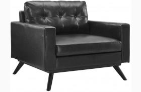 Blake Antique Black Chair