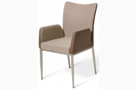 Trance Elan Brown Arm Chair