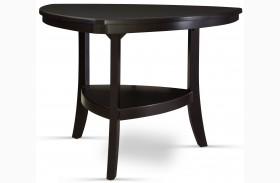 Novara Charcoal Massimo Counter Height Dining Table