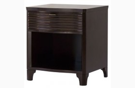 Townsend Sedona Brown Nightstand