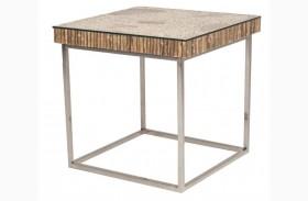 Twig Coffee Tree End Table
