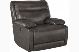 Palladum Metal Power Rocker Recliner