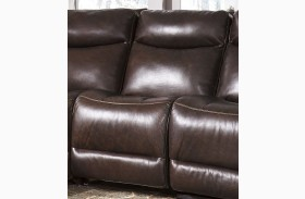 Zaiden Antique Armless Recliner
