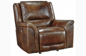 Jayron Harness Rocker Recliner