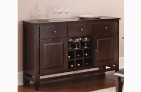 Victoria Dark Espresso Server