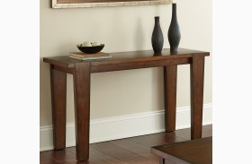 Vince Rustic Sofa Table