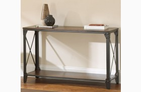 Winston Medium Cherry Sofa Table