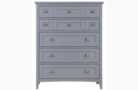 Graylyn Steel Drum Drawer Chest