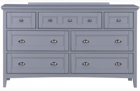 Graylyn Steel Drum Drawer Dresser