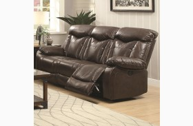 Zimmerman Power Reclining Sofa