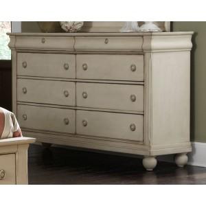 Rustic Traditions II 8 Drawer Dresser