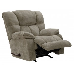 Cloud 12 sage chaise rocker recliner from catnapper for Catnapper cloud 12 power chaise recliner