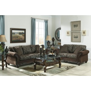Breville Espresso Living Room Set 38 35 Ashley